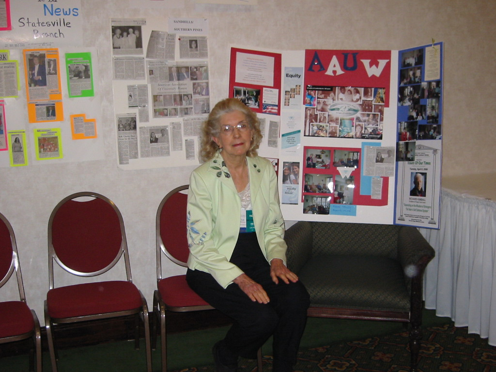 Sue and media displays