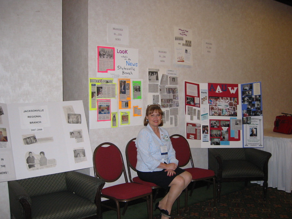 Connie and  the Media Displays