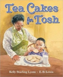 Cover of Tea Cakes for Tosh