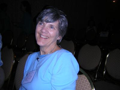Lill, AAUW NC LAF Chair