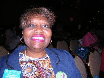 Millie, AAUW NC Treasurer